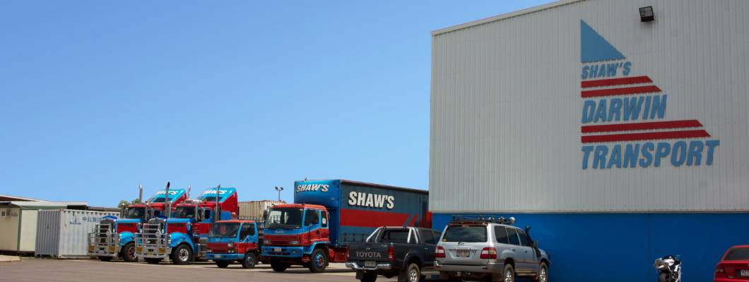 Darwin Freight Services | Darwin Transport Company