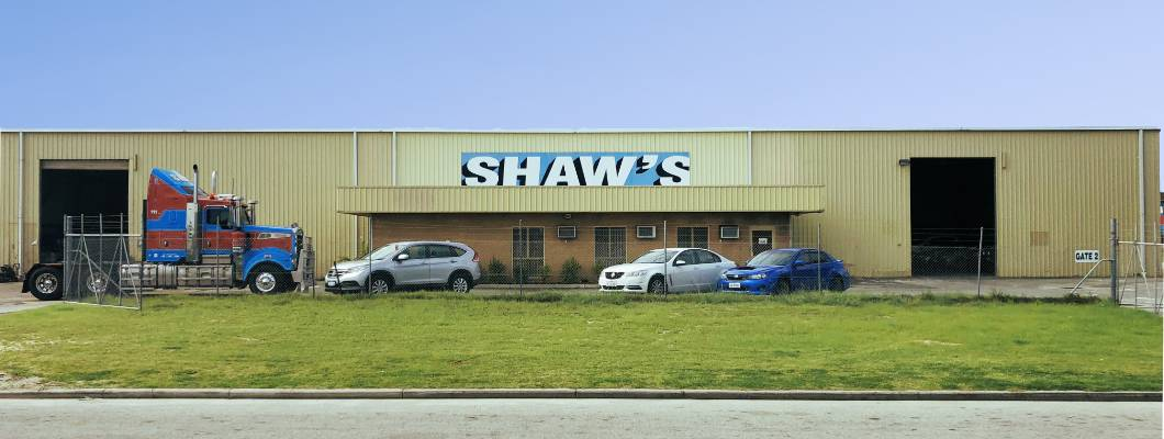 Shaw's Darwin Transport Perth Depot | Freight Services Perth