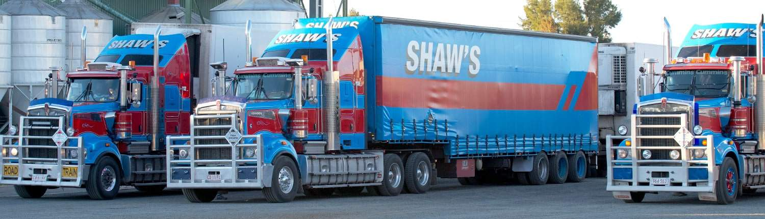 Interstate Freight Services - Shaw's Darwin Transport