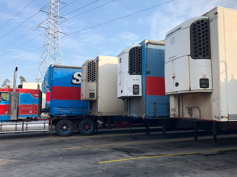 Interstate Refrigerated Transport Services - Shaw's Darwin