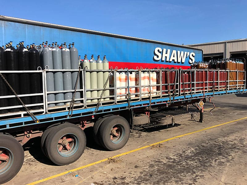 Sensitive Freight Services - Shaw's Darwin