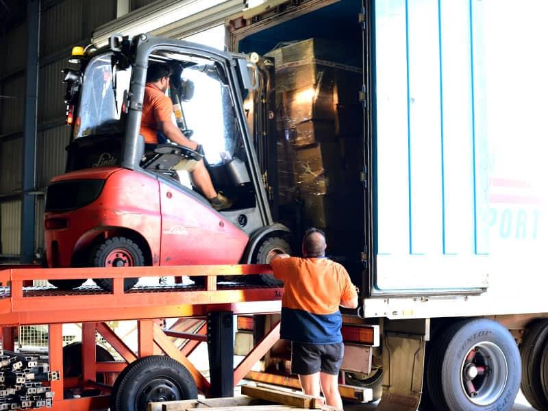 Shaw's Darwin Transport - Freight Handler Jobs