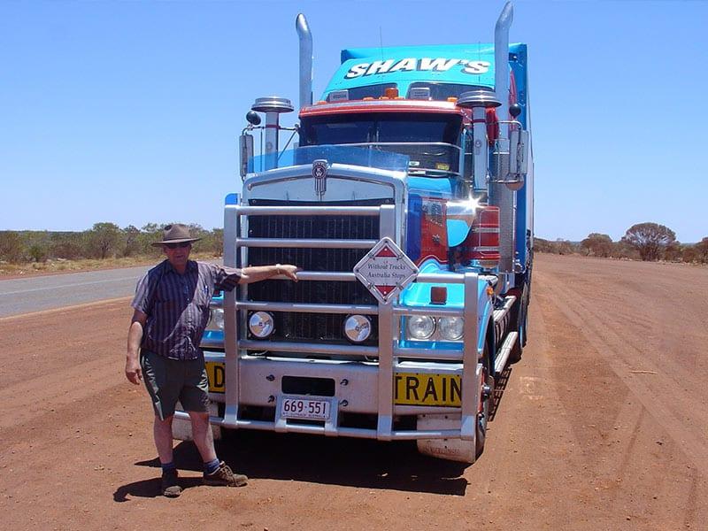 Shaw's Darwin Transport - Linehaul Truck Driver Jobs