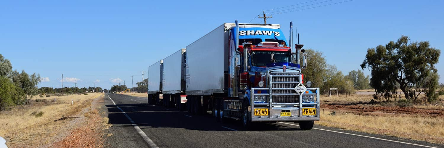 Shaw's Darwin Transport - Careers